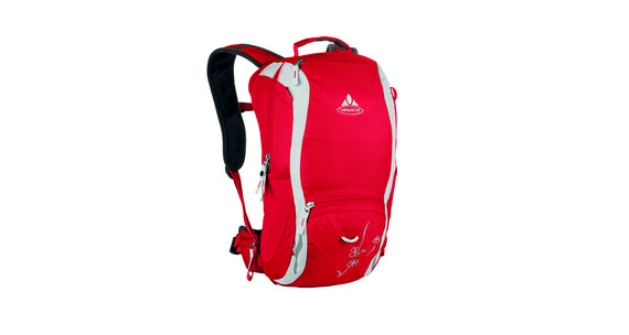 Vaude Roomy 17+3 red